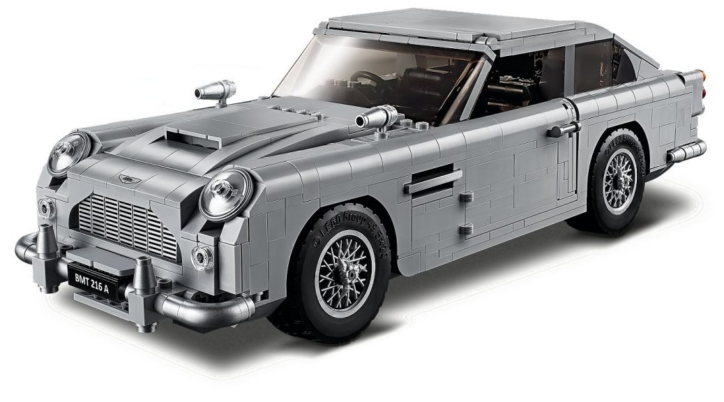 Aston Martin DB 5 James Bond LEGO