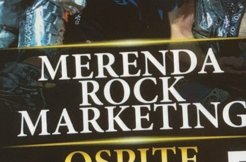 Merenda Rock Marketing