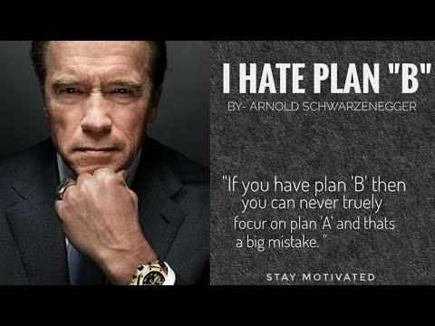 Arnold odia i piani B.