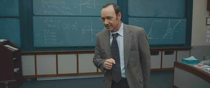 Kevin Spacey nel film 21