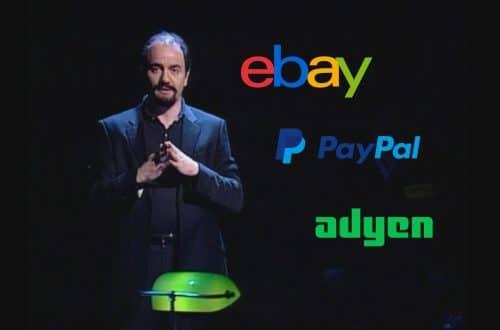 eBay PayPal e Adyen