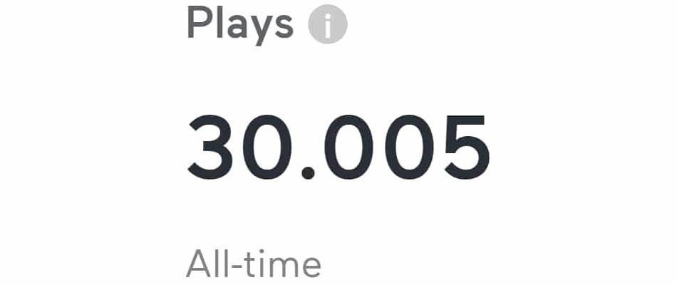 30000 ascolti del podcast!