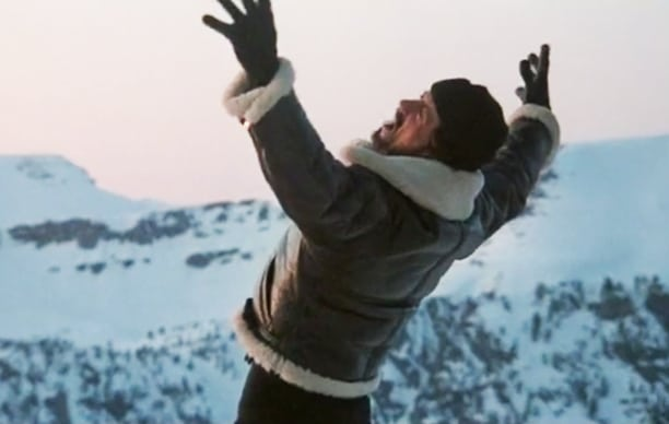 La famosa scena dove Rocky Balboa urla Drago