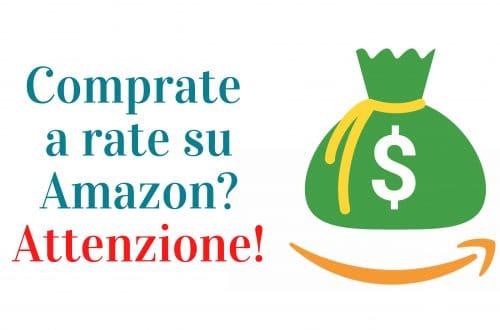Acquistare a rate su Amazon