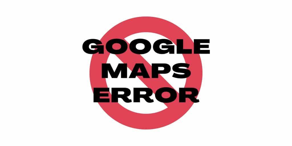 Sconsigliato seguire le indicazioni di Google Maps