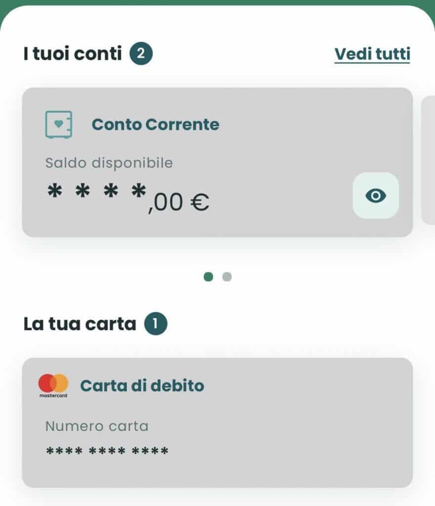 Attivare la carta di debito Findomestic